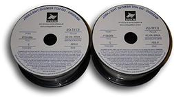 .035 E71T-GS Flux Cored Welding Wire - 4 pounds
