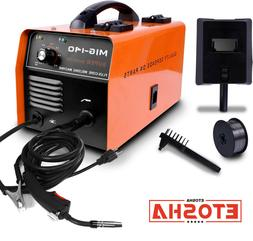 140 MIG Welder AC Flux Core WIre Gasless Automatic Feed Weld