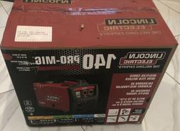 Lincoln Electric 140 Pro Mig Welder K2480-1 Flux Cored Wire
