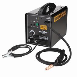 170 Amp-DC, 240 Volt, MIG Flux Cored Wire Arc Welder Tool Ma