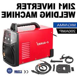 200A MIG MAG MMA  Inverter Welding Machine Multifunction Wel