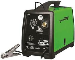 NEW FORNEY 318 230 VOLT 30 - 190 AMP HEAVY DUTY ELECTRIC MIG