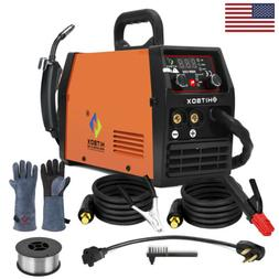 3in1 MIG TIG Welder 110V 220v Gasless Inverter Stick ARC TIG