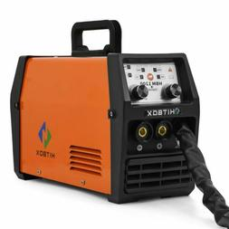 HITBOX 3in1 MIG Weldr 220V ARC LIFT TIG Flux Core Wire IGBT