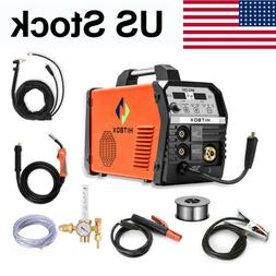 HITBOX 4IN1 MIG Welding Machine 200A Gas Gasless Stick ARC L