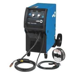 MILLER ELECTRIC 907300002 MIG Welder,Input Voltage 200/230/4