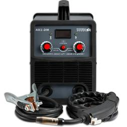 AMICO MIG-130 Amp Flux Core Gasless Welder, 115/230V Dual Vo