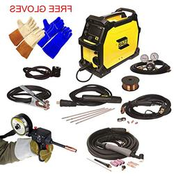 Combo - Spool Gun and ESAB Rebel EMP 215ic Welding Machine,