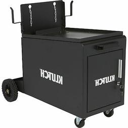 compact locking welding cabinet 135 lb capacity