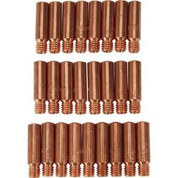 Klutch Contact Tips - 25-Pack.035in, Tweco Style 1
