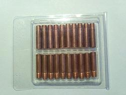 """20 pcs .035"""" contact tips for Marquette M15524 , Mig Welders"""