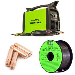 Forney Easy Weld 299 125FC Flux Core Welder with INETUB .030