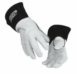 Lincoln Electric K2981 Goatskin Leather TIG Welding Gloves,