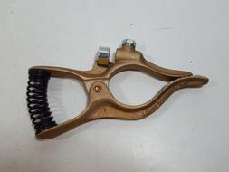 ESAB 92051130: GC300 300A JR Ground Clamp Copper