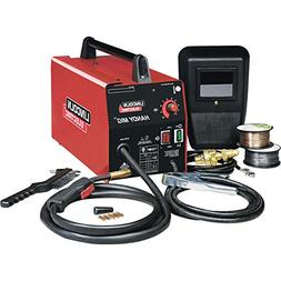Lincoln Electric Handy Mig Flux-Core/MIG Welder with Face Sh