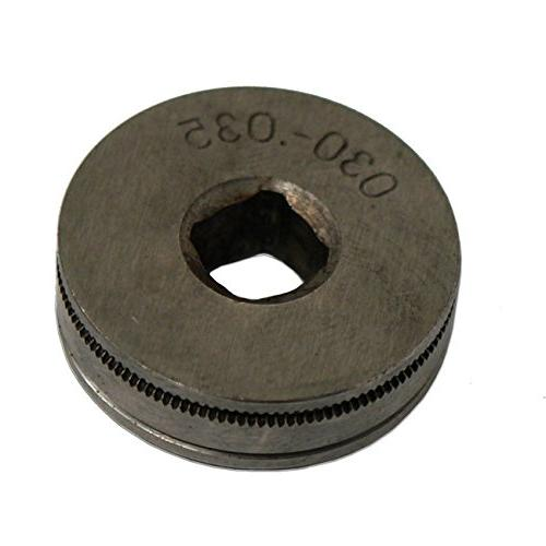 212379r groove knurled drive roll