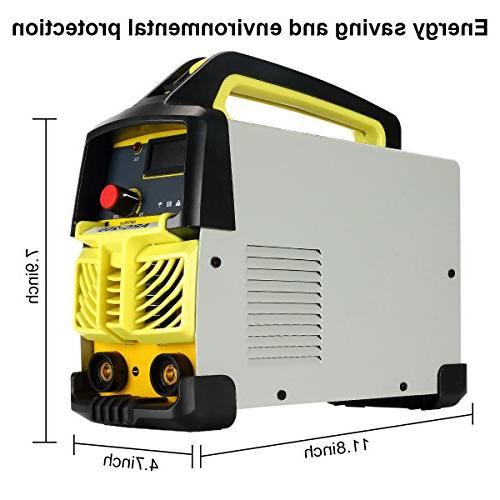 ARC Welding Machine DC 200 IGBT Inverter 110V Machine Display welders Suit 2.5-3.2 Welding Rod Accessories -