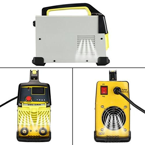 ARC Machine AC DC Inverter Machine LCD welders Welding Accessories