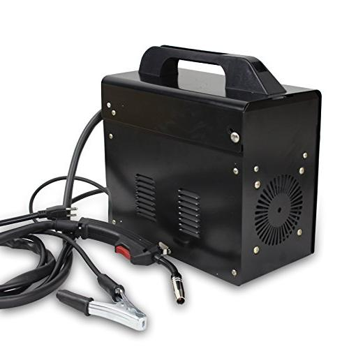 Super Commercial MIG AC Core Automatic Feed Welder Machine w/Free