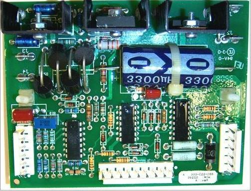 century 880 113 666 circuit board assembly