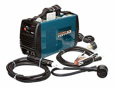 dual voltage input dc welder