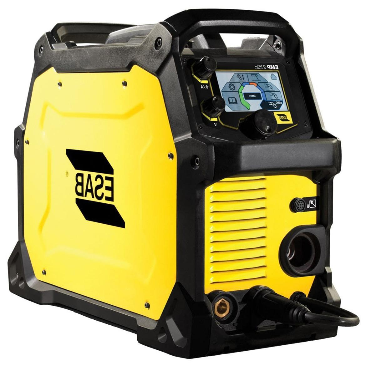 ESAB EMP215IC 120/230-Volt Dual Voltage Professional Grade Welder