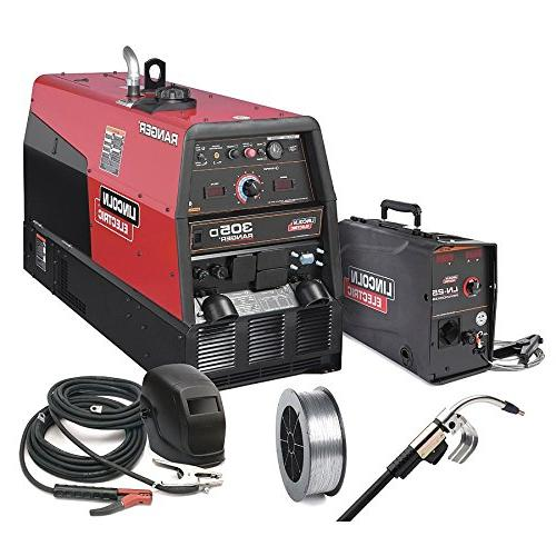 engine driven welder