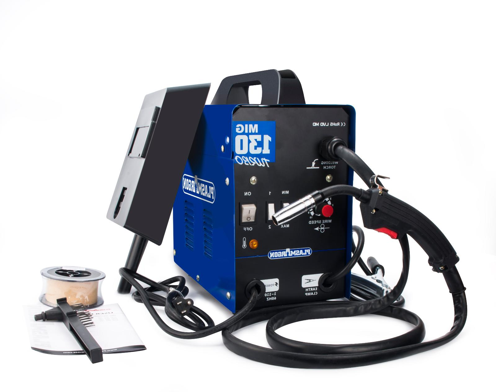 MIG Welding Machine MIG130 110V Feed Handheld IN STOCK