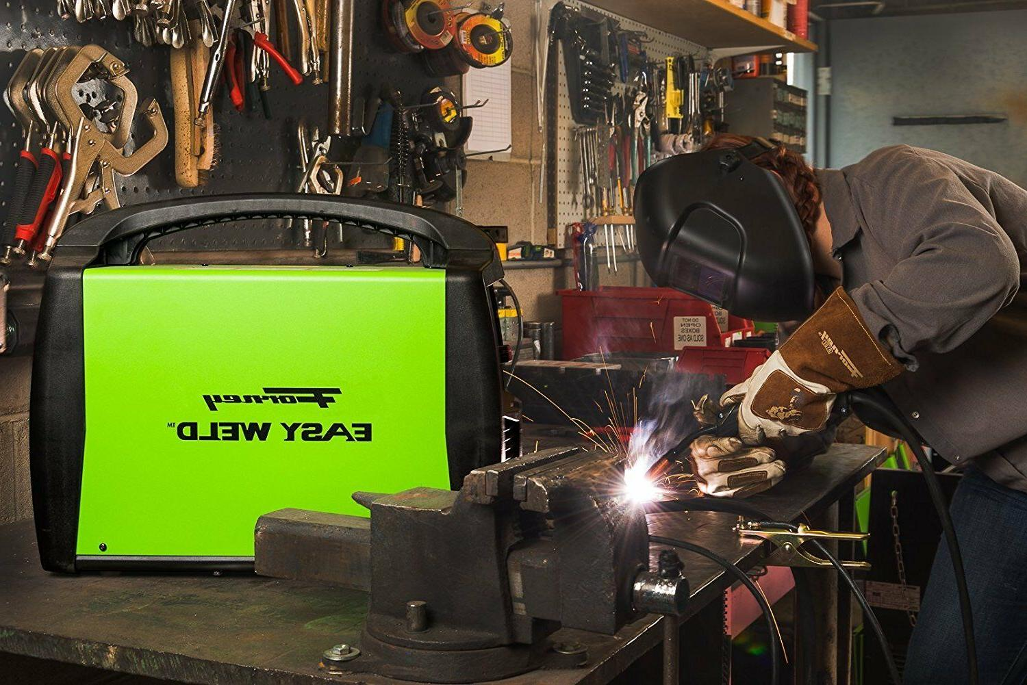 Forney Easy Weld 125FC 120-Volt,