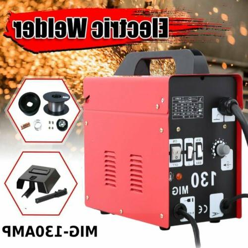 mig 130 professional gas welding machine electric