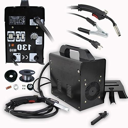ZENY Pro Welder Flux Wire Automatic Feed Welding Machine Heavy Duty