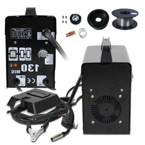 MIG Welder Less Flux Automatic Welding W/