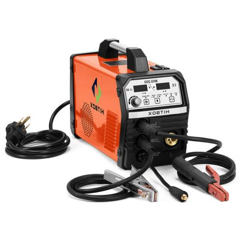 HITBOX MIG Gas Gasless MIG Lift TIG Inverter Welding Machine