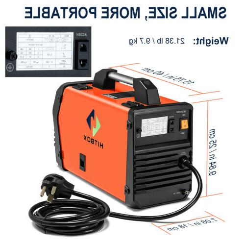 HITBOX Welder Gas Lift TIG Welding Machine
