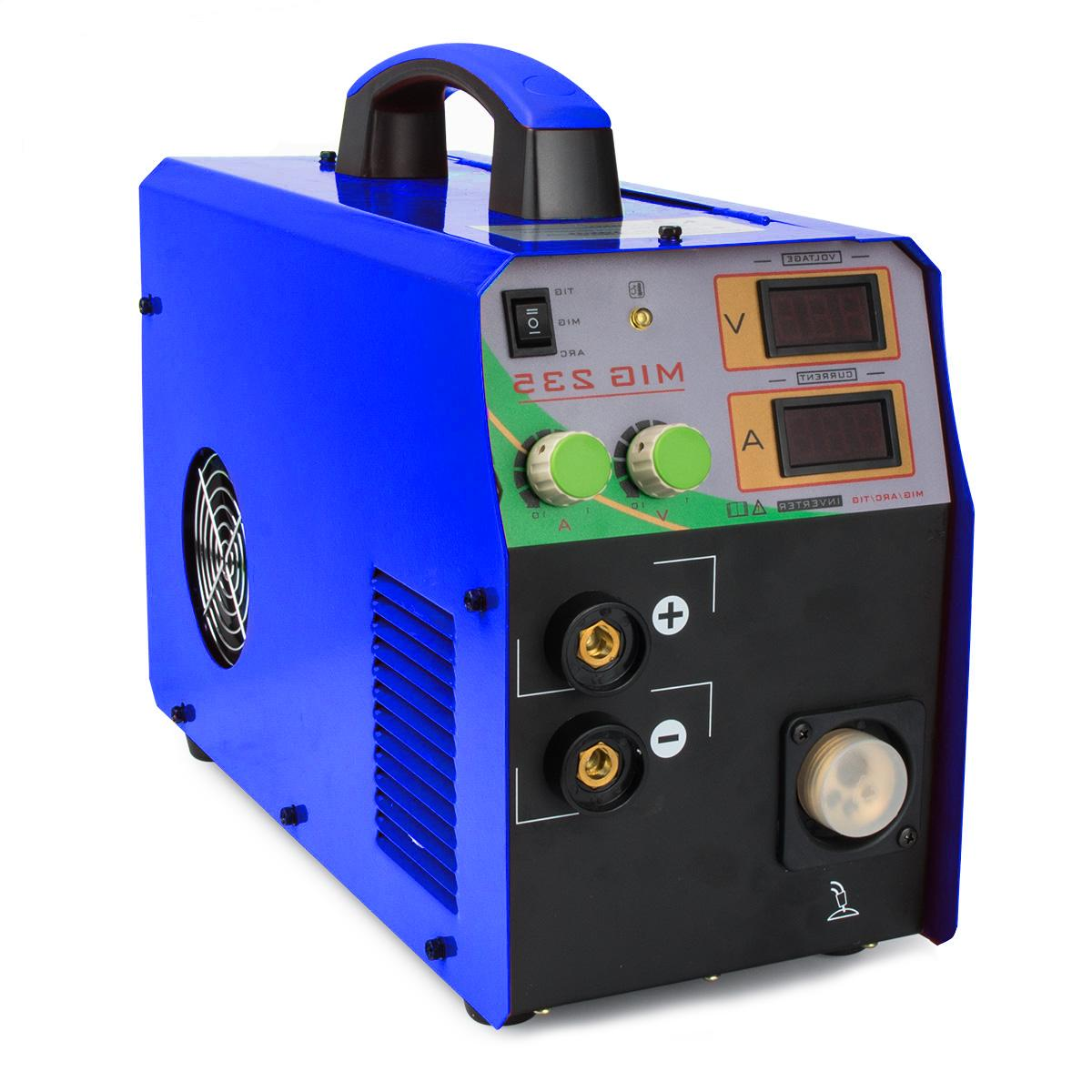 200A Inverter TIG/MMA/MIG STICK ARC Welder Welding Machine