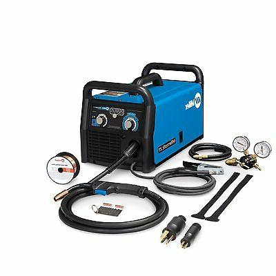 Miller Millermatic 211 MIG Welder with and