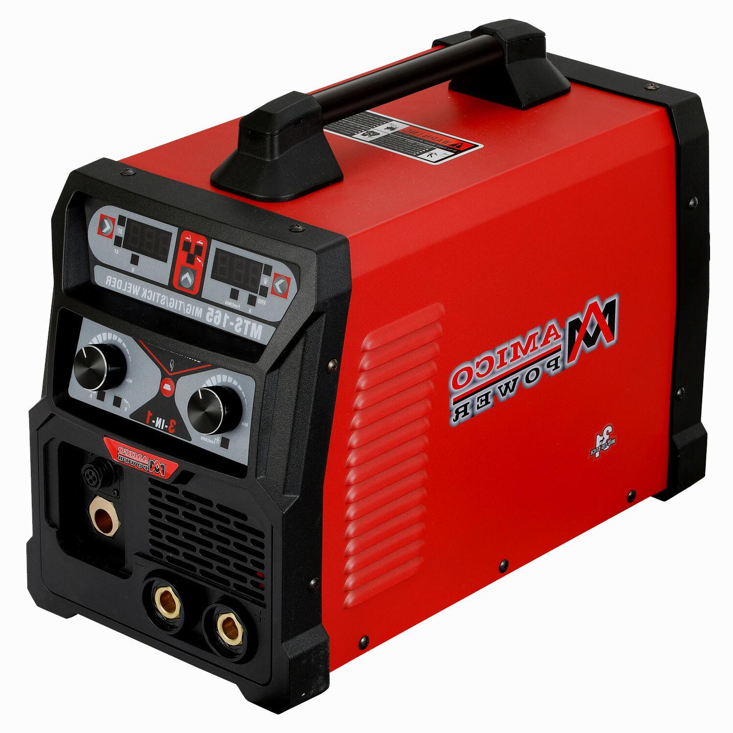 MTS-165 Arc Welder Aluminum Welding