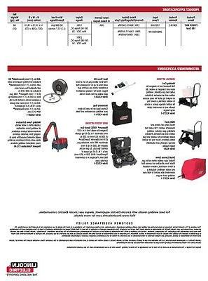 Lincoln Dual Welder Package K3018-2