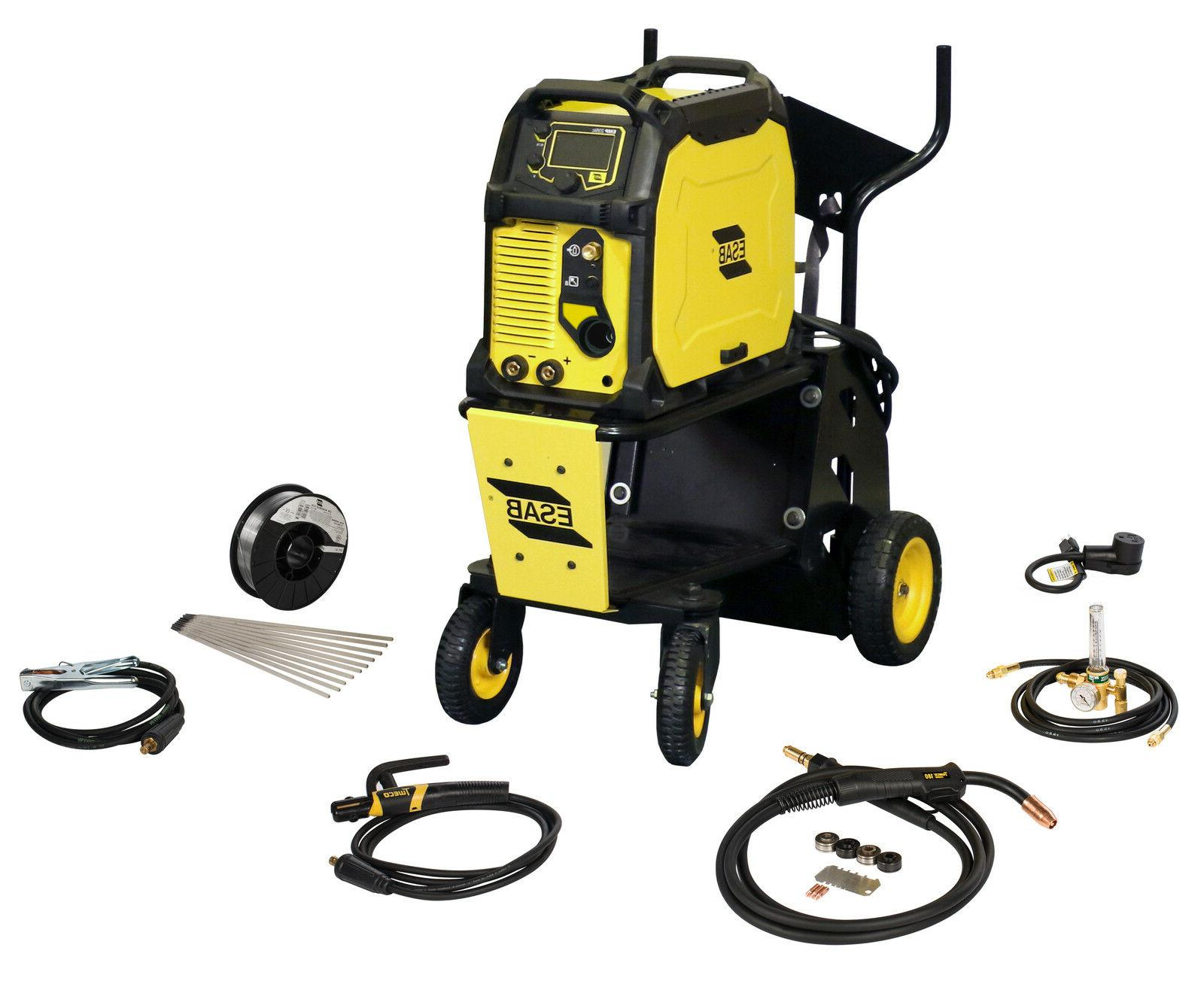ESAB Multiprocess Welder