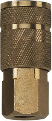 """Campbell Hausfeld #PA1013 3/8"""" T Style Coupler"""