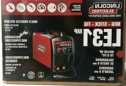 Lincoln Electric 140 Amp LE31MP Multi-Process Stick/MIG/TIG