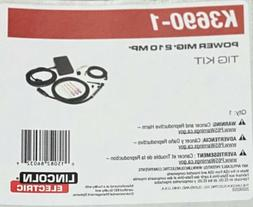 Lincoln K3690-1 TIG Kit for the Power MIG 210 MP.