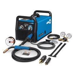 matic 211 mig welder with advanced auto