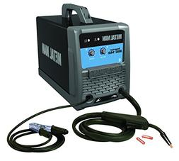 Metal Man MIG 140i Inverter-Powered Wire Welder