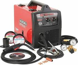 Lincoln Electric MIG Welder, Easy MIG 140 Series, Input Volt