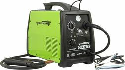 MIG Welder and Flux Cored 210 Amp 230-Volt Transformer Based