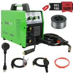 MIG Welder 150 Gas/Gasless 110/220V Flux Core ARC Stick MMA
