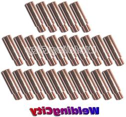 WeldingCity 25-pk MIG Welding Contact Tip 11-45  for Lincoln