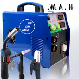 High Quality MIG 235 3 in 1 Welding maching 110/220V TIG/MMA