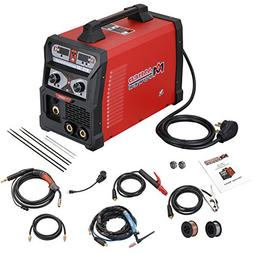 MTS-165, 165 Amp MIG Wire Feed/Flux Core/TIG Torch/Stick Arc